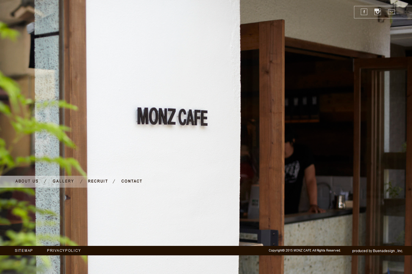 MONZ CAFE(モンズ カフェ)